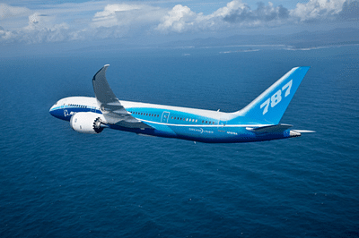 TAL delivers 25,000th floor beam for B787 plane to Boeing