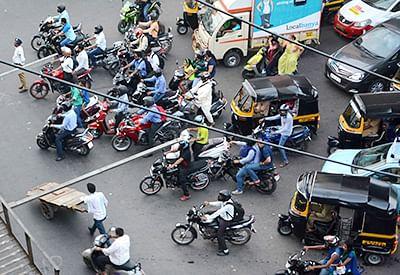 Mumbaikars prefer two-wheelers over cars