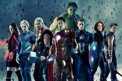 `Avengers: Age of Ultron` joins billionaires club within 24 days of release