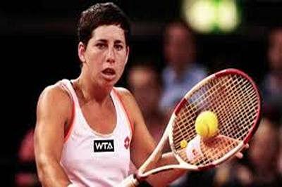 Spain's Carla Suarez advances to 3rd round in Italian Open