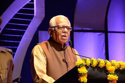 Ram Naik hospitalised in Lucknow
