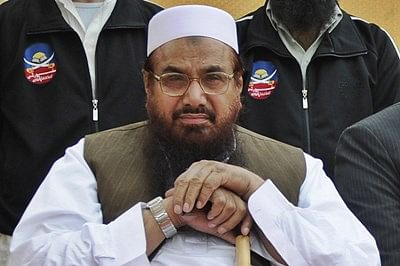 Saeed's rant proves Pak has no control over him: Congress