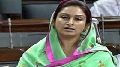 PM Modi gave gift of dignity to Muslim sisters in India: Harsimrat Kaur Badal