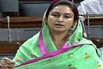 Abohar killing: Harsimrat Badal's remark 'irresponsible': P L Punia