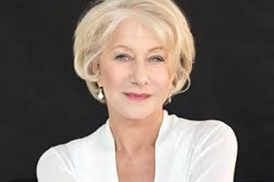 No winning or losing in art : Helen Mirren