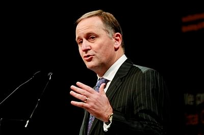 New Zealand PM John Key admits flag change vote 'a tough ask'