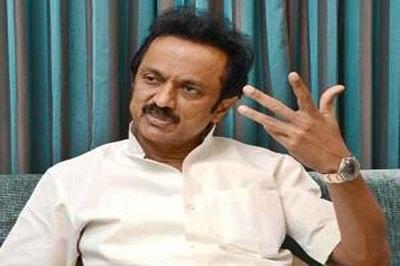 No peace for Stalin in J&K of Tamil Nadu politics