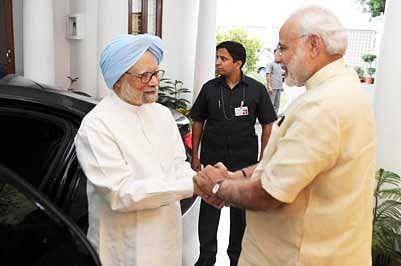 More to Manmohan-Modi meeting than meets the eye?
