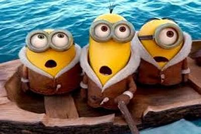 'Minions' try to steal Queen's crown in new trailer