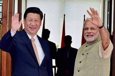 Modi thanks Xi for birthday greetings