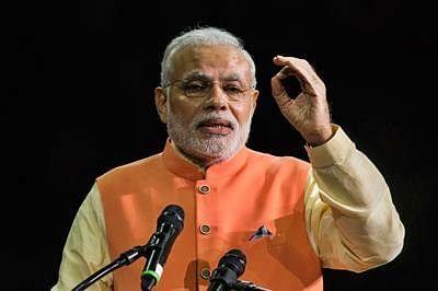 Government working towards fulfilling dream of Digital India: Narendra Modi