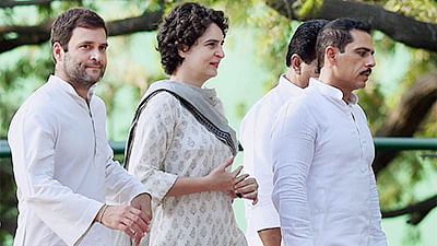 Priyanka Gandhi to shift out of her Lutyens bungalow by month-end