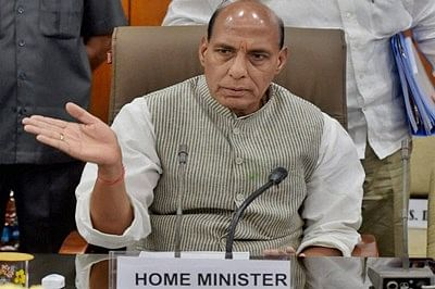 Women security to be Centre's top priority : Rajnath Singh
