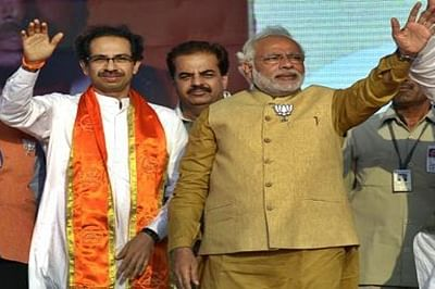 BJP, Shiv Sena often not on the same page