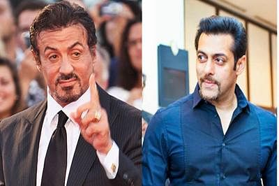 Impressed by Salman Khan's fandom, Sylvester Stallone wants 'action' with him