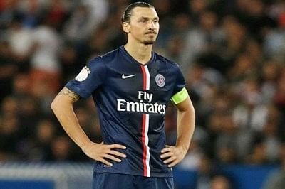 Zlatan Ibrahimovic eyeing Paris Saint Germain's all-time top goal-scorer