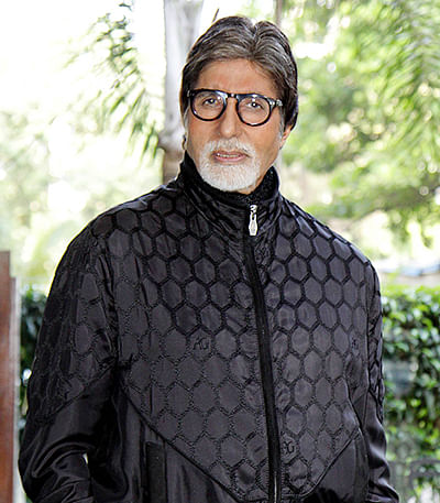 """I think that is the perspective of people"": Amitabh Bachchan"