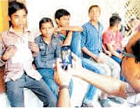 Child labourers rescued, jewellery makers booked