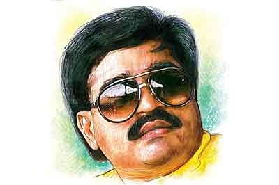 Dawood has own security, even cops can't come near