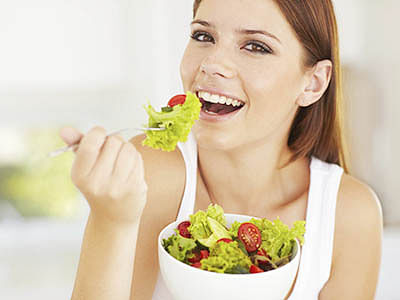 Eating healthy: Why 'do'  is better than 'don't': study