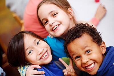 Survey reveals where happiest kids live