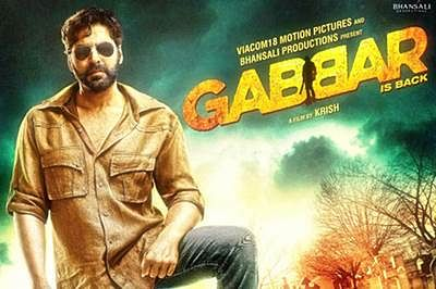 Movie Review: Gabbar is back – Pulling out oft-repeated bogies from a worn and tattered hat