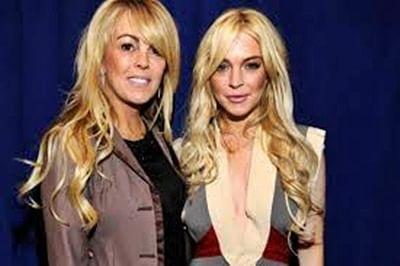 Lindsay Lohan furious with Dina Lohan