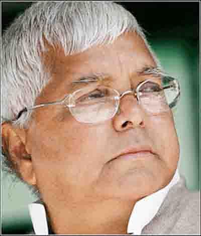 Necessary step towards salvaging  Lalu Yadav legacy