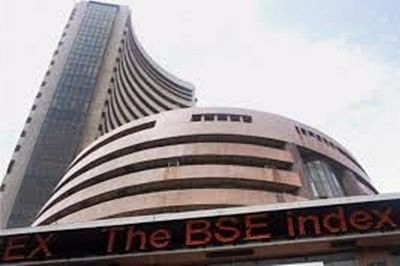 Sensex up more than 125 points