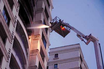 Faulty electric cables fuelled Chandivali fire