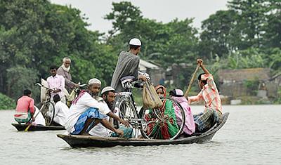 Assam flood situation worsens