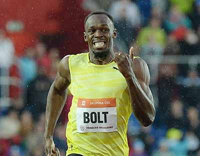 Have shown I'm the best  when it mattered: Bolt