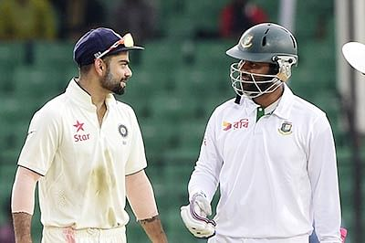 India-Bangladesh one-off Test in Feb next year