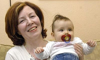 IVF doctors aghast at 65-year-old mum of quadruplets