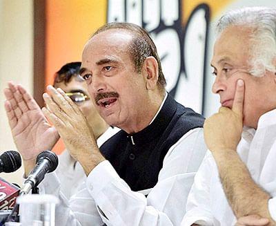 Don't rule Kashmir at gunpoint: Congress cautions Centre