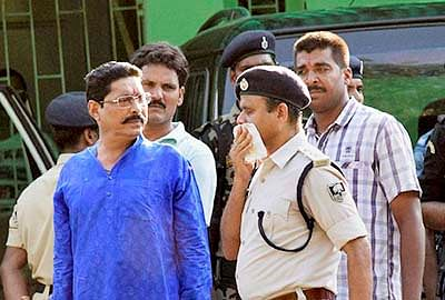 MLA Anant Singh arrested on kidnapping, extortion charges