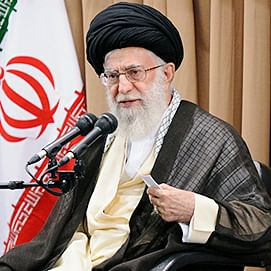 Iran's Ayatollah Ali Khamenei calls for 'punishment' of scientist's murderers