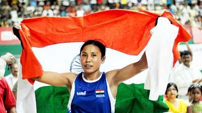 Moved on from ban, time to win medals: Sarita