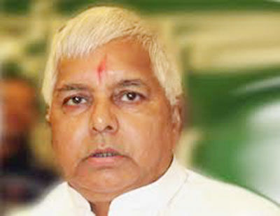 Lalu pours cold water on  NDA prospects in Bihar
