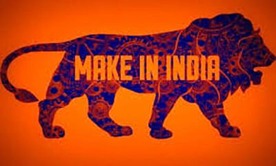Make in India lion  logo not inspired  by Swiss ad: Govt