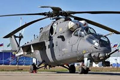 Russia sends draft contract to Pakistan for delivery of 4 Mi-35M helicopters