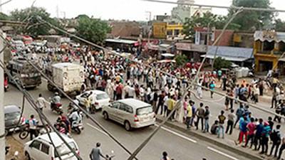 Jammu tense as protestors  defy prohibitory orders