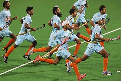 Indian hockey team has found  new energy: striker Ramandeep