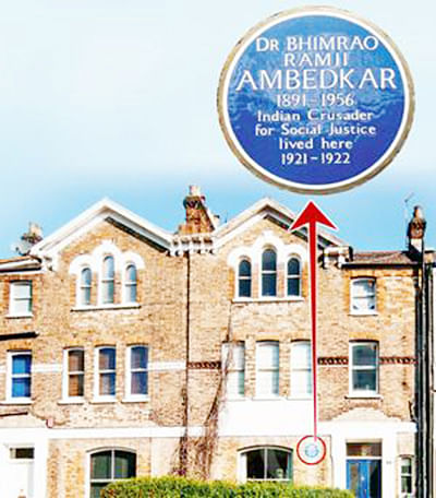 India set to acquire Ambedkar's home in London at £4mn
