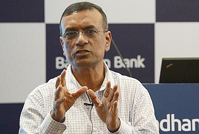 RBI nod for Ghosh's re-appointment as Bandhan Bank MD & CEO for 3 yrs; company board had approved 5-year term