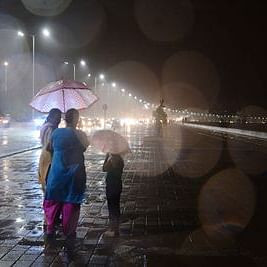 This winter's tale: Unseasonal rain due to deep depression in Arabian Sea