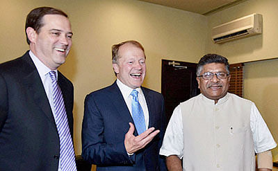 Cisco commits to Make in India; to invest $1.74 bn