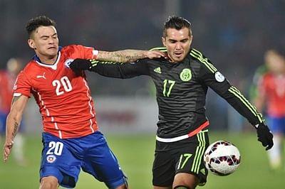 Chile held, Bolivia upset Ecuador in Copa goal-fest