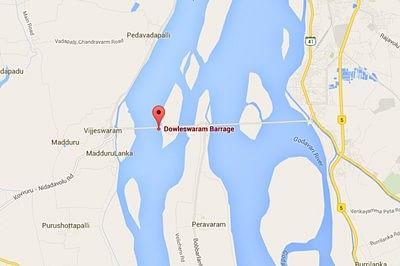22 killed as MUV falls into Godavari river in Andhra Pradesh