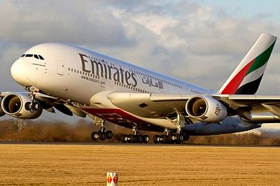 Emirates postpones launch of world's longest flight